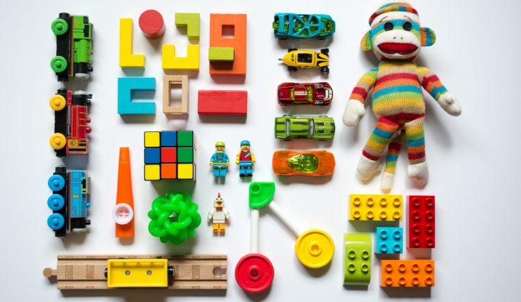 Toys Photo by Vanessa Bucceri